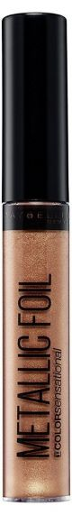 Maybelline Metallic Foil Colorsensational Lipstick Trident 90